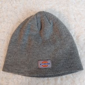 Gray beanie size kids 14 and older,  Dickies
